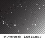 winter snowfall vector holidays ...   Shutterstock .eps vector #1206183883