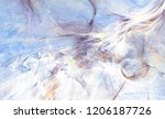 abstract bright motion...   Shutterstock . vector #1206187726