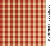 Checkered Picnic Tablecloth....