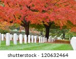 arlington national cemetery... | Shutterstock . vector #120632464