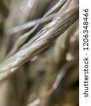 iridescent strand of weathered...   Shutterstock . vector #1206348466