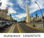 buenosaires  argentina  ... | Shutterstock . vector #1206507670