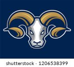 Rams Team Logo