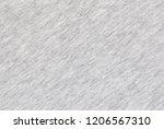 gray melange fabric background... | Shutterstock . vector #1206567310