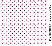 seamless feminine pattern.... | Shutterstock .eps vector #120667060
