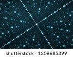 internet communication  big... | Shutterstock . vector #1206685399