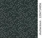 black board. seamless endless... | Shutterstock .eps vector #1206714856