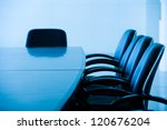 empty business conference room... | Shutterstock . vector #120676204