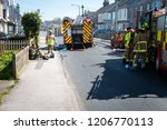 clacton on sea  essex   1st... | Shutterstock . vector #1206770113