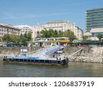 budapest  hungary    8 august ... | Shutterstock . vector #1206837919