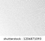 halftone background. fade... | Shutterstock .eps vector #1206871093