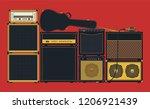 rock  tour guitar amplifiers