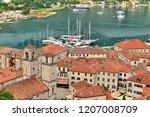 kotor old town  montenegroo   Shutterstock . vector #1207008709