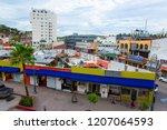 nogales in sonora  mexico  08... | Shutterstock . vector #1207064593