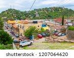 nogales in sonora  mexico  08... | Shutterstock . vector #1207064620