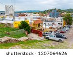 nogales in sonora  mexico  08... | Shutterstock . vector #1207064626