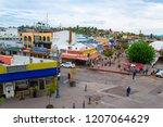 nogales in sonora  mexico  08... | Shutterstock . vector #1207064629