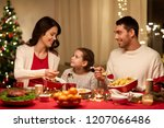 holidays  family and... | Shutterstock . vector #1207066486