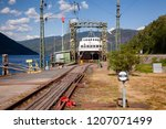 rjukan  norway   july 14  2018  ... | Shutterstock . vector #1207071499