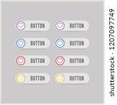 heart icon   free vector icon | Shutterstock .eps vector #1207097749