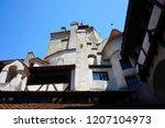 bran castle romania may 05 ... | Shutterstock . vector #1207104973