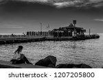 cinarcik  turkey   june 6  2016 ... | Shutterstock . vector #1207205800
