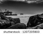cinarcik  turkey   june 6  2016 ... | Shutterstock . vector #1207205803