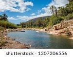 Small River of Paradise Valley Agadir Imouzer Idaoutanan Morocco