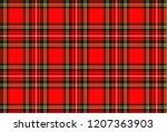 Scottish Red Checkered...