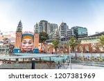 sydney  australia   august 18 ... | Shutterstock . vector #1207381969