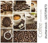 coffee | Shutterstock . vector #120739873
