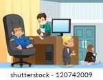 a vector illustration of... | Shutterstock .eps vector #120742009