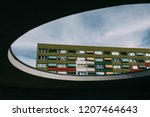 picture of restored former... | Shutterstock . vector #1207464643