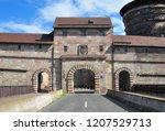 neutor in nuremberg | Shutterstock . vector #1207529713