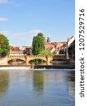 maxbruecke in nuremberg | Shutterstock . vector #1207529716