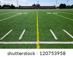 football field   Shutterstock . vector #120753958