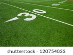 Thirty Yard Line   Football...
