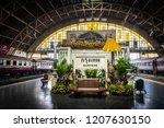 bangkok  thailand   september... | Shutterstock . vector #1207630150
