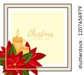 christmas holiday season... | Shutterstock .eps vector #1207656979