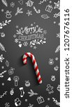 Christmas Theme Candy Cane...