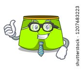 businessman cartoon sport... | Shutterstock .eps vector #1207683223