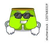 super cool cartoon sport... | Shutterstock .eps vector #1207683319