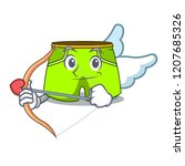 cupid character style short...   Shutterstock .eps vector #1207685326