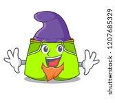 elf character style short pant...   Shutterstock .eps vector #1207685329