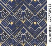vector modern geometric tiles...   Shutterstock .eps vector #1207729153