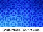 light blue vector cover in...   Shutterstock .eps vector #1207757806