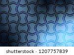 light blue vector background...   Shutterstock .eps vector #1207757839
