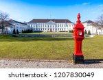 berlin  germany   february 25 ...   Shutterstock . vector #1207830049
