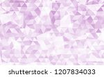 overlapping triangles patterns. ...   Shutterstock .eps vector #1207834033