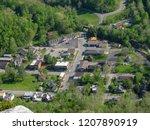 Aerial Of Cumberland Gap ...